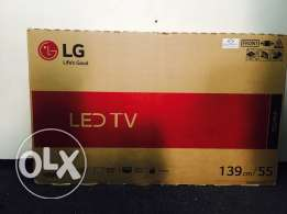 Lg 55 led brand new for sale