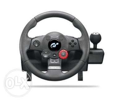 PS3 Logitech GT Driving Force Game Online at SouqPros Saudi Arabia