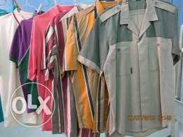 Collection of 30 Short-Sleeve/Polo Shirts