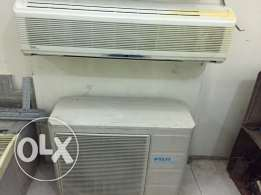 O Ganral Saplit Ac 24000 Btu vary good air canbition