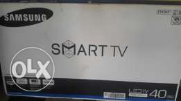 Samsung 40 inch SMART LED (UN USED)