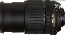 Nikon AF-S DX NIKKOR 18-105mm f/3.5-5.6G ED Vibration Reduction Zoom