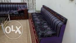 3 room flat very close to haram 7 mint walk distance for urgent rent