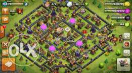 كلاش اوف كلانس clash of clans تاون هول 11