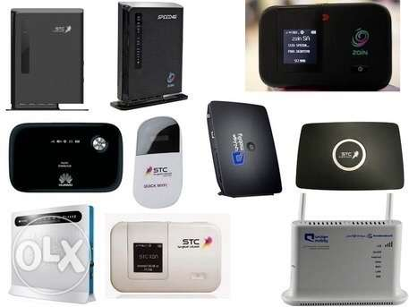 unlock(open line)any 3G 4G router mifi modem