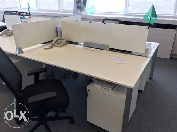 office furniture for sales, good price, italy, warrenty, الظهران -  3