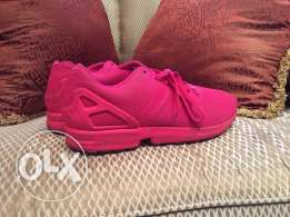 adidas pink shoes zx flux