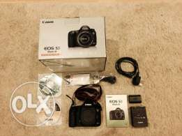 New Excellent condition Canon 5D mark III