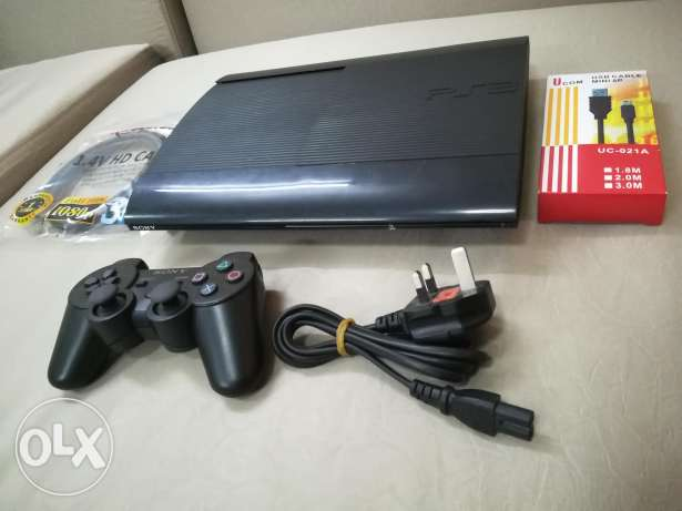 Ps3 w/22 games