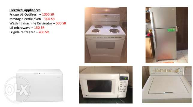 House Furniture for sale الرياض -  6