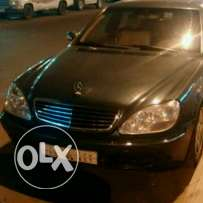 Mercedes benz s500 model 2000 for sale 28000 riyals