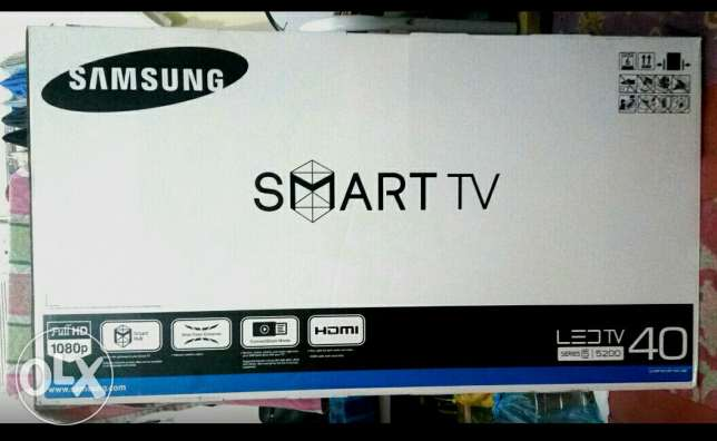 Samsung smart LED tv with wifi