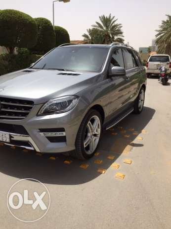 Mercedes ML 500 full specs 2014 impeccable condition active warranty الرياض -  4