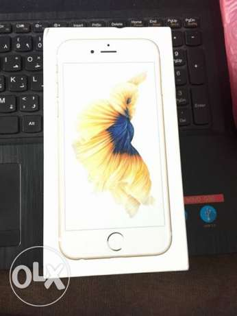 iPhone 6s 128GB Gold Brand New