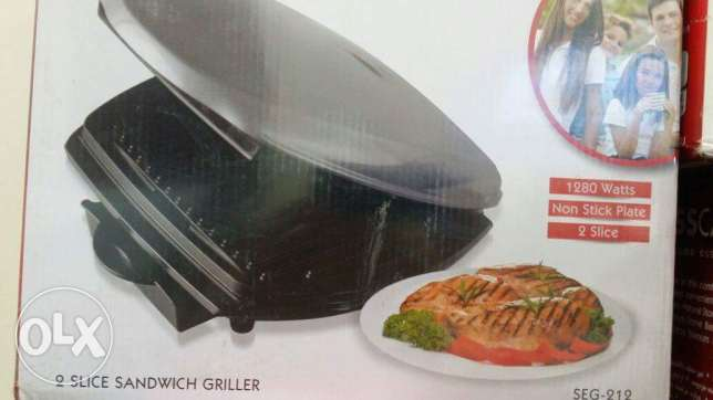 Grills and other convenient appliances