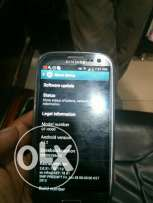 Samsung s3 16gb no scratches on plastic cover need to changesa