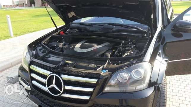 Mercedes-Benz GL 450 4MATIC Grand Edition الخبر -  3