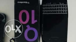 BlackBerry Q10 - 16GB, 4G LTE, Balck price Original Price 700