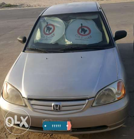 Honda civic 2002 in very good condition