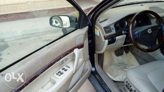 Volvo S80 Twin Turbo 2005 الدلم -  4