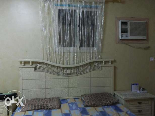 House hold items for sale with house on rent in azizyah alkharj