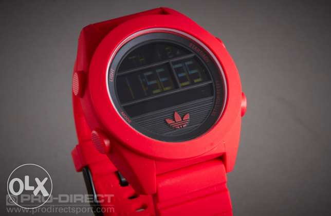 Adidas originals santiago digital watch