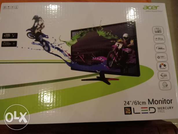 Acer 24 inch 3D full HD monitor 144 Hz