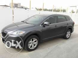 MAZDA CX9, 2015, SemiFull, Company Warranty & tinted glass- Price Neg.