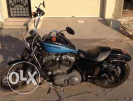 Harley Davidson Sportster Nightster 1200 for sale
