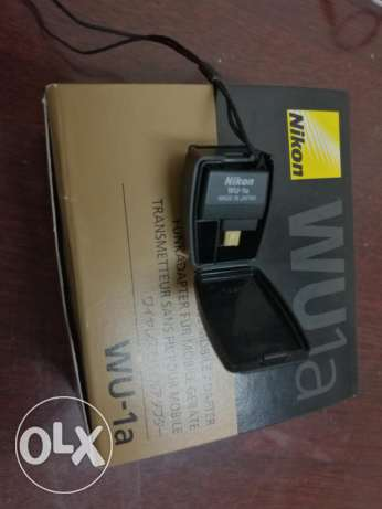 nikon wireless WU-1a