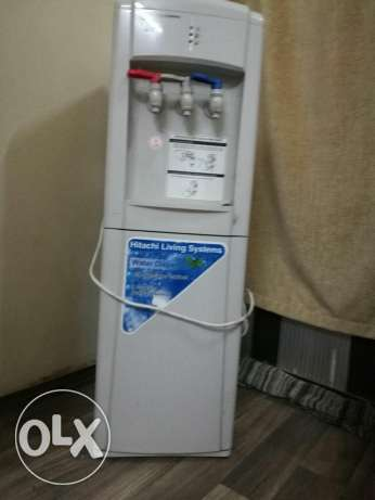 Hitachi Living system HWD 1100 water Dispenser