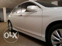HONDA ACCORD 2016 (05 Years Extended Warranty), v low mileage for sale