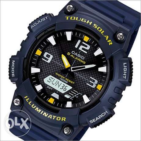 Casio solar watch الرياض -  2