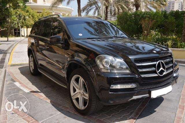 Mercedes-Benz GL 450 4MATIC Grand Edition الخبر -  2