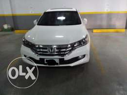 Almost New Honda Accord 2016 for LEASE TRANSFER