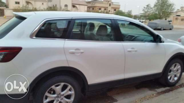 MAZDA CX9 (2 Wheel Drive), 2016, Automatic, 8670 KM, For SAR 84,000 الرياض -  2
