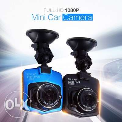 Mini Car DVR Camera 1080P GT300