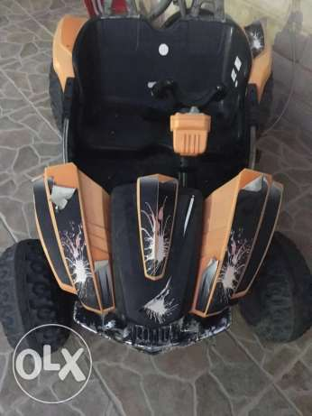 ATV for kids