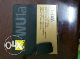Nikon WU1a wireless
