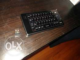 Bluetooth touch pad/keyboad 5