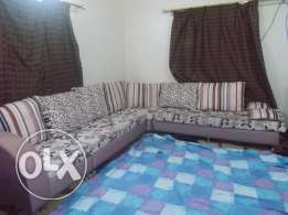 3 Room Flat Most Urgent For Rent with House hold Items