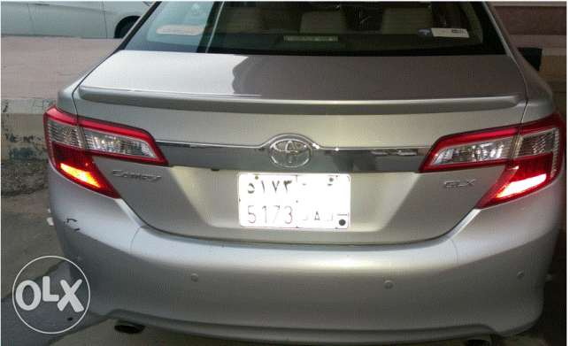 Toyota Camry 2012 GLX Car for Sale