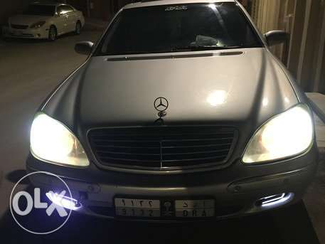 URGENT- Selling Mercedes Benz 1999