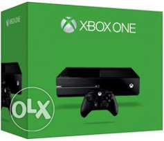 Xbox one and a gift bulltooth speakers
