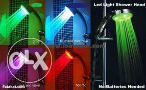 LED Light Shower Head جدة -  1