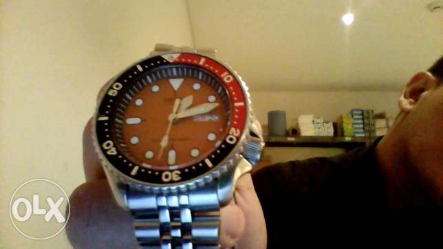 Seiko Automatic Diver's watch/for swap for mobile