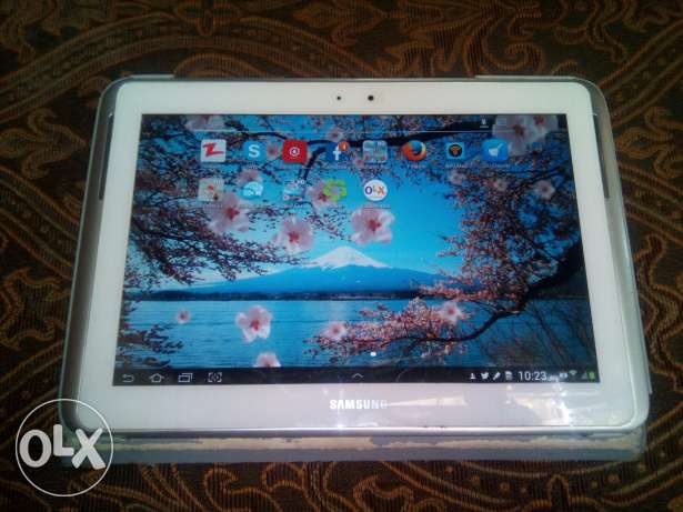 Samsung galaxy note 10.1 is good condition