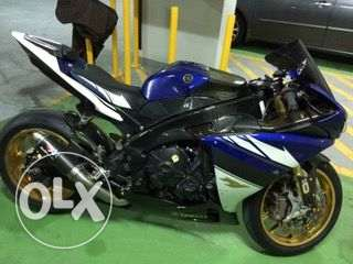 2014 Yamaha yzf r1 for sale