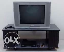 TV+Table+Receiver - 500 SR.