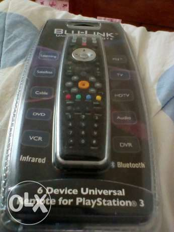 Blu-Link Universal Remote Control (for PlayStation too)